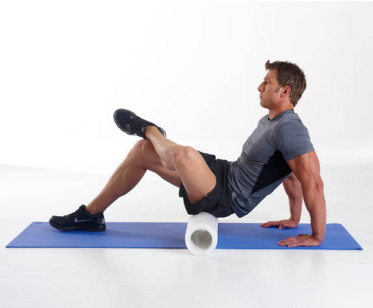 Fit Culture - Foam Rolling the Glutes